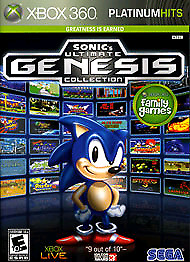 LOOKING FOR SONICS ULTIMATE GENESIS COLLECTION