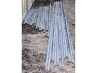 alloy scaffold poles