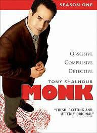 DVD-Monk the TV series