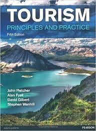 Tourism Principles and Practice book in new condition