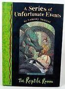 A Series of Unfortunate Events Books
