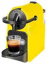 Nespresso EN80YEAE Inissia Capsule Machine - Canary Yellow NEW Camp Hill Brisbane South East Preview
