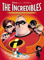 The Incredibles DVD (x 2)