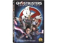 THE NEW GHOSTBUSTERS DVD