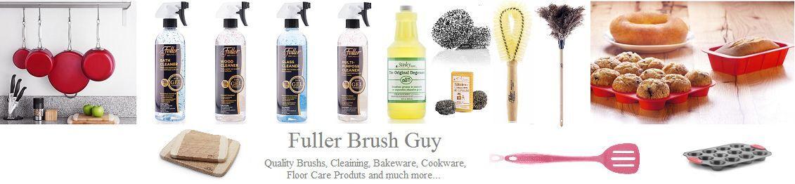 Fuller Brush Guy