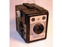 vintage/collectors camera Coronet Ambassador