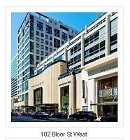 """""""Yorkville -next to Pottery Barn, Chanel, Gucci, LV, UofT,"""""""