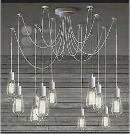 Chandelier Lights, Modern.