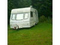Avondale caravan 2 berth all new carpets and soft furnishings