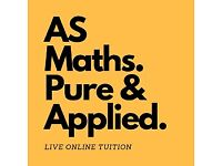 **Experienced Maths Tutor - AS/A Levels & GCSE **