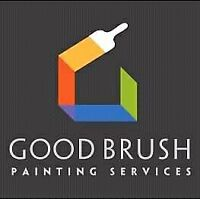 Good Brush Painting Services - Affordable Quality