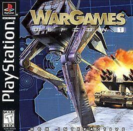 WarGames: DEFCON 1 (PlayStation) PS1 PSX