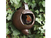 Old teapot wanted for garden project