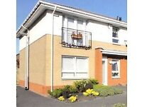 NOW OCCUPIED 2 Bedroom upper Cottage flat with private parking, Salsburgh, North Lanarkshire