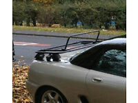 Boot Luggage Rack for Sports Car (MGF/MX5/Z3) Chester