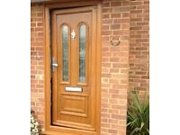 Double glazed doors supplied and fitted from £699