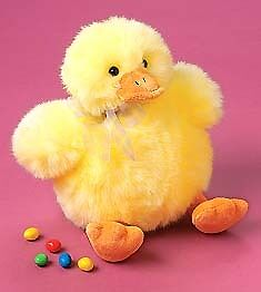 P734-Gund-Easter-12-Dazzy-Duck-NEW
