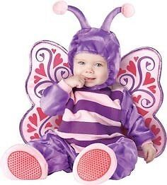 Baby Girl Bug Outfit