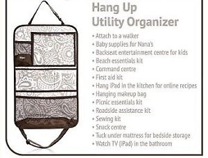 Thirty-One Hang Up Activity Organizer