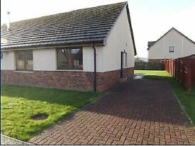 NORTH COAST 500 LOVELY IMMACULATE 2 BED SEMI DETACHED BUNGALOW IN BRORA