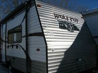 18ft Wolf Pup Travel Trailer