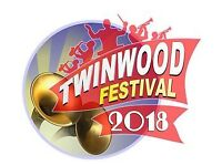 2 x Twinwood festival camping tickets