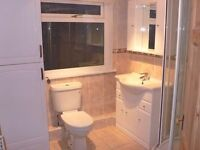 Fully furnished 1 bed house near city centre for non-smoking professionals. Gas CH. No pets.