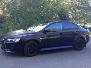 2014 Mitsubishi Lancer GT Sedan FULLY LOADED 24600 KM