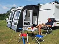 Kampa Motor Rally 260XL awning for Motorhome.