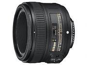 Nikon Af-s 50mm 1.8