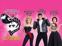 Great Tickets for Grease at The Mayflower Theatre Evening Performance 27 June