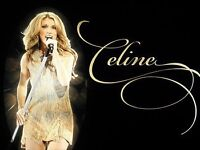 **X2 Celine Dion Live Tickets For Sale - BL 204, Row C, Seats: 1-2 Manchester Arena***