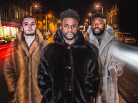 2 Front Row (A) tickets for Young Fathers at Royal Festival Hall 9th June £50 the pair -face value