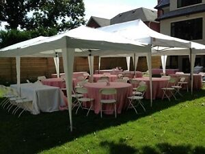 Tents , Canopy's , Chairs, Tables Food Warmers,Speakers rental!! Oakville / Halton Region Toronto (GTA) image 1