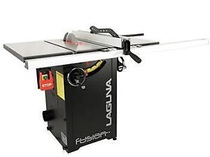 Fusion 36 Rip Table Saw - 110 Volt - Laguna Tools MTSAW17536110-0130