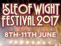 Isle of Wight Weekend student camping ticket