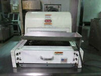 Trancheuse/trancheur a pain /Bakery bread loaf slicer