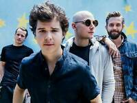 Lukas Graham (seated/Dublin)