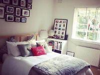 Sunny double room in Stratford zone 2