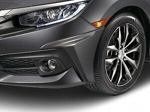 NEW FRONT SKIRT 2018-2019 CIVIC 2DR/4DR (NOT SI) NH731P