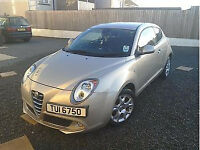 Alfa Romeo Mito 105 Sprint 1.4 Multiair Excellent example FSH Only 32k miles
