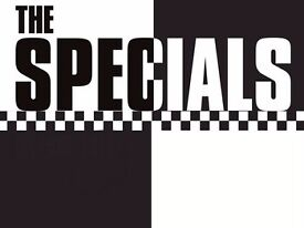 1 TICKET TO SEE THE SPECIALS AT THE LCR, UEA NORWICH ON 9TH OF NOVEMBER AT 7.30PM
