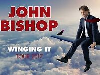 John Bishop Liverpool Echo Arena Friday 20th October 2017