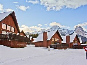 Banff Gate Mountain Resort Christmas and/or New Year's Week
