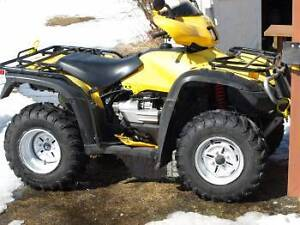 Used 2005 Honda rubicon