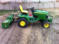 Booking for Rototilling now