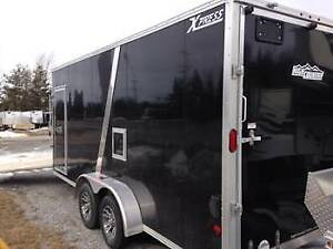 2018 High Country Xpress 7x18 Enclosed Snow Trailer
