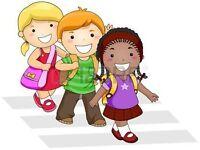 Service d'accueil des enfants apres l'école ou la garderie