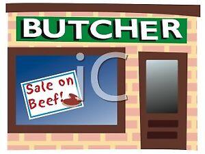 Butcher Up For Sale !! Exellent Deal