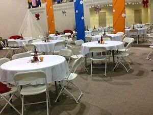 Tents , Canopy's , Chairs, Tables Food Warmers,Speakers rental!! Oakville / Halton Region Toronto (GTA) image 2